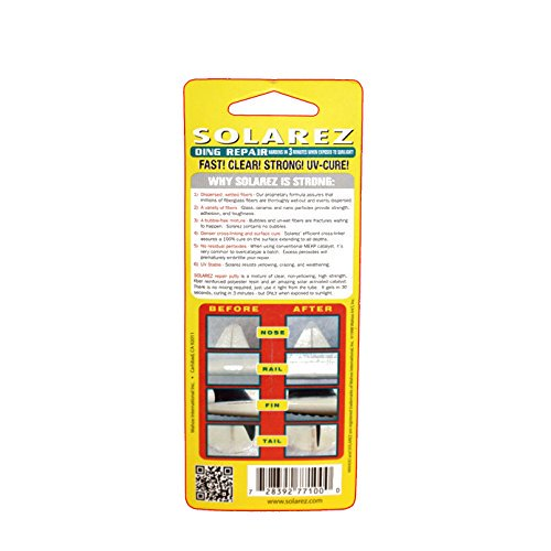 Solarez Ding Repair Clear Polyester 2 0oz