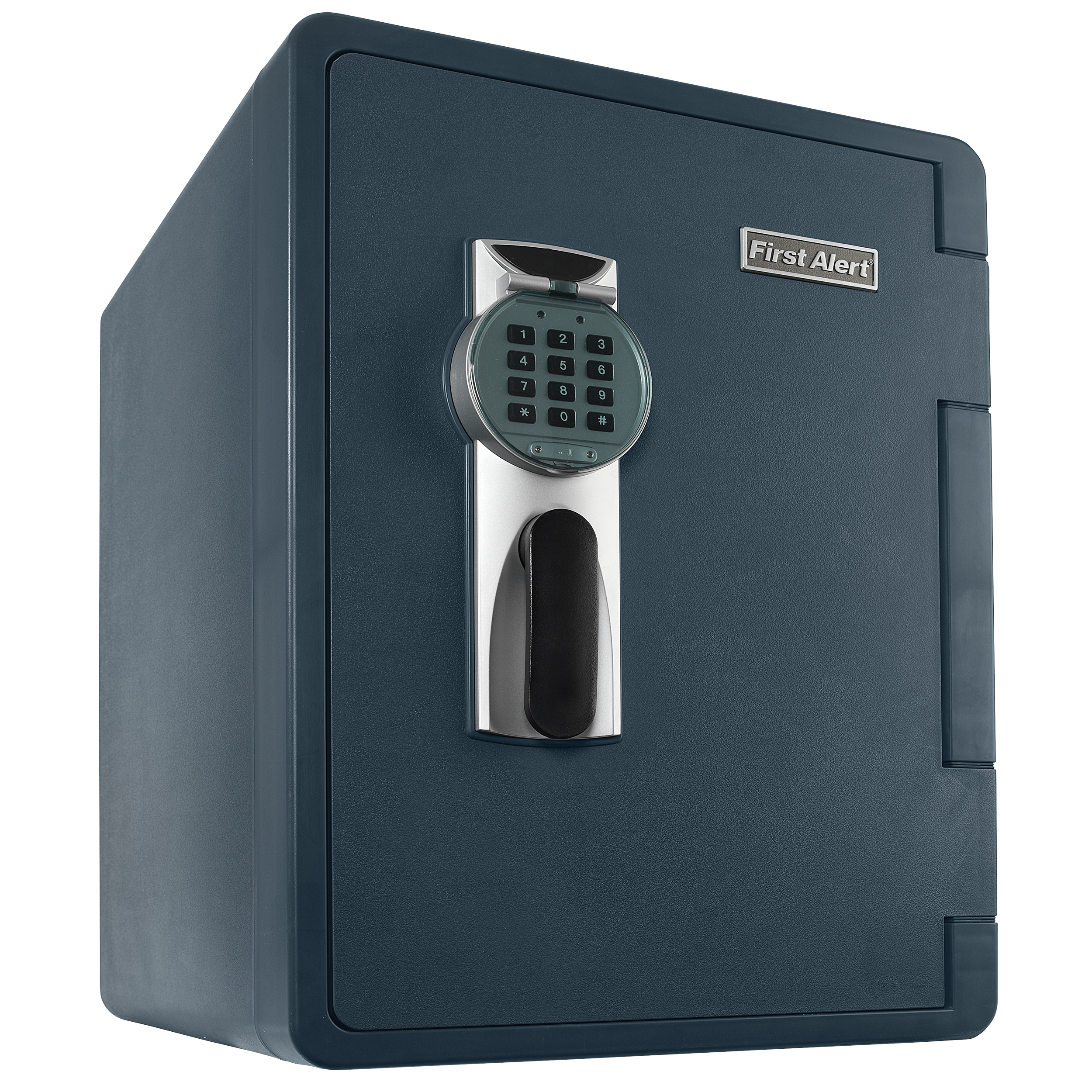 First Alert 2096DF Waterproof and Fire-Resistant Digital Safe, 2.1 Cubic Feet