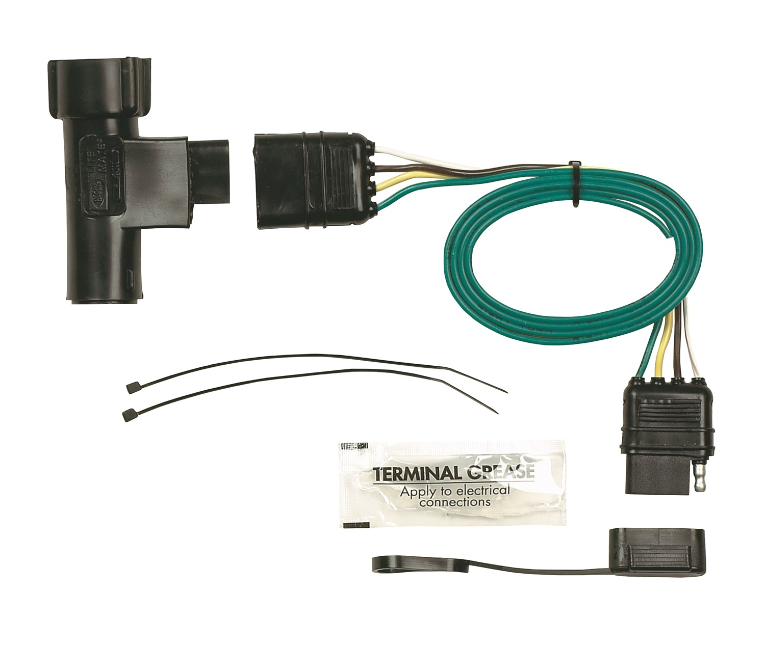 towing solutions wiring harness   31 wiring diagram images
