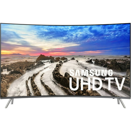 "Samsung 55"" Class Curved 4K (2160P) Smart LED TV (UN55MU8500FXZA)"