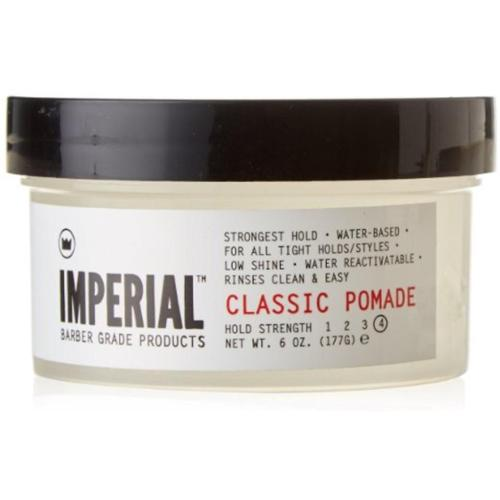 Imperial Barber Products Classic Pomade 6 oz (Pack of 4)