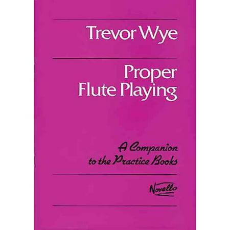 Novello Proper Flute Playing Music Sales America Series Written by Trevor - Halloween Music For Flute