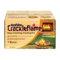 Duraflame  Crackleflame  Crackling Fire Log  6 pk