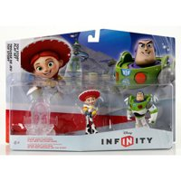 Disney Infinity Toy Story Play Set - Jessie, Buzz Lightyear and Game Piece