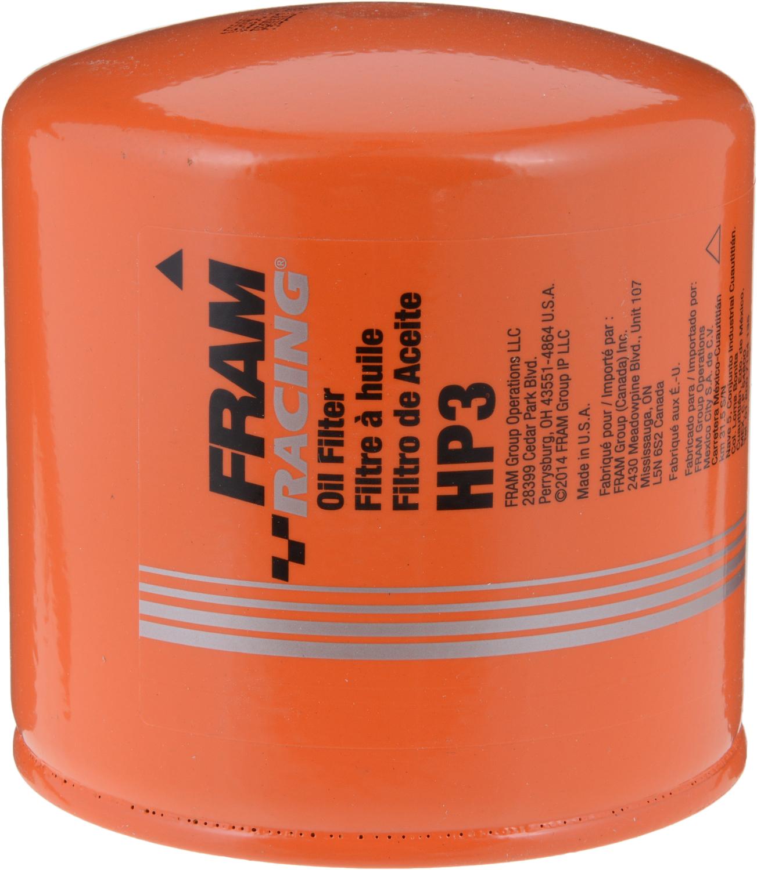 Fram HP4 Full-Flow Oil Spin-on Filter by Fram