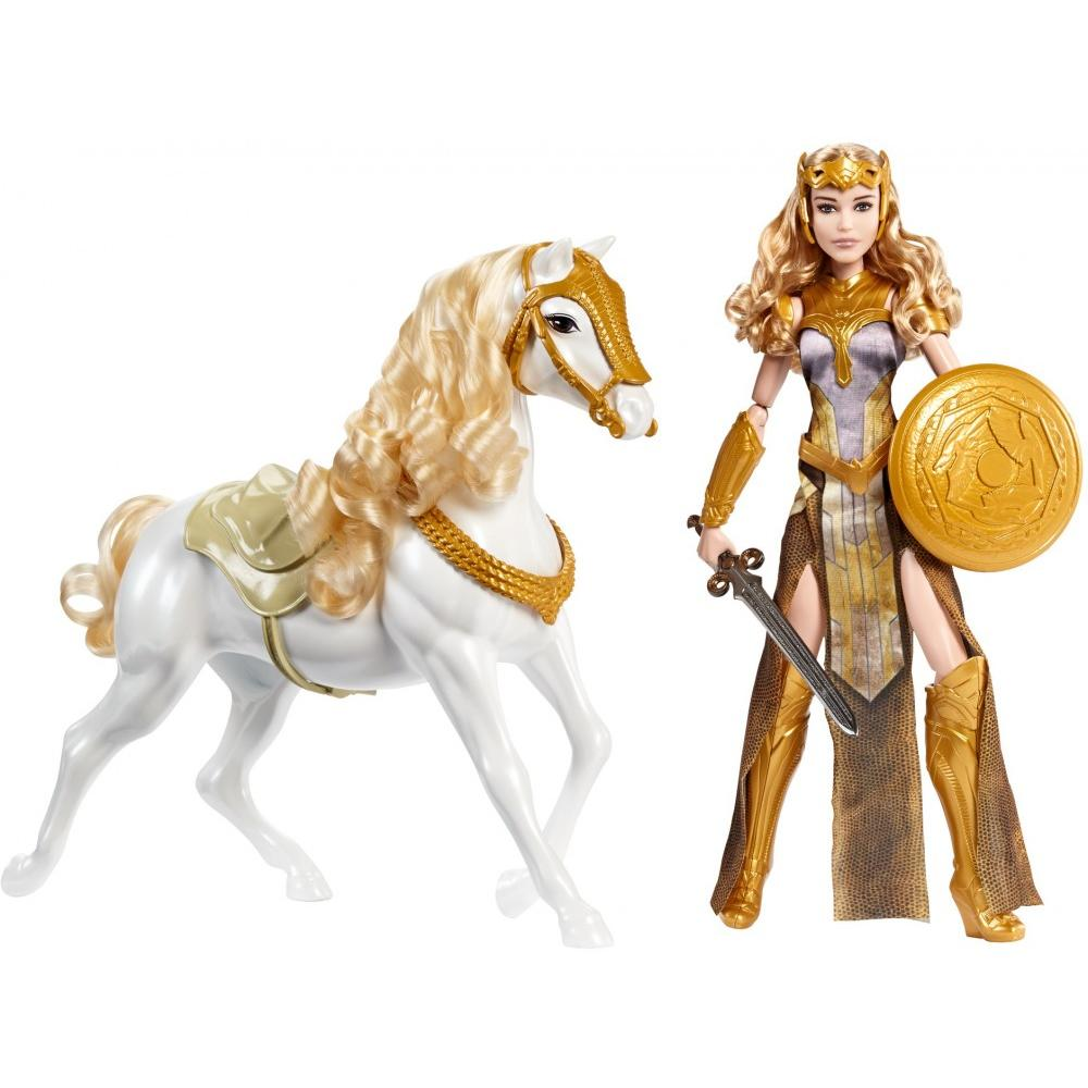 DC Comics Wonder Woman Queen Hippolyta & Horse