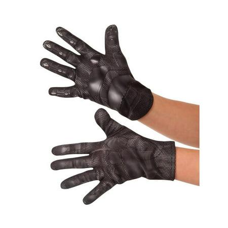 Halloween Black Panther Child Gloves](Panther Gloves)