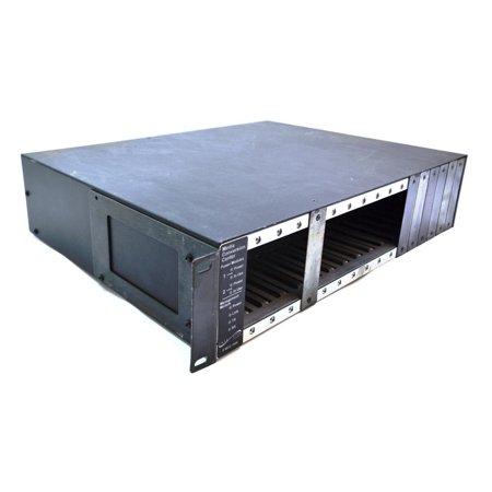 E-MCC-1600 Genuine Original Transition Networks Media Conversion Center USA Media Conversion Center - Used Very Good