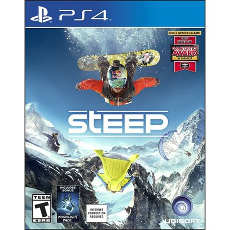 Steep Day 1 Edition  Ubisoft  Playstation 4  887256025151