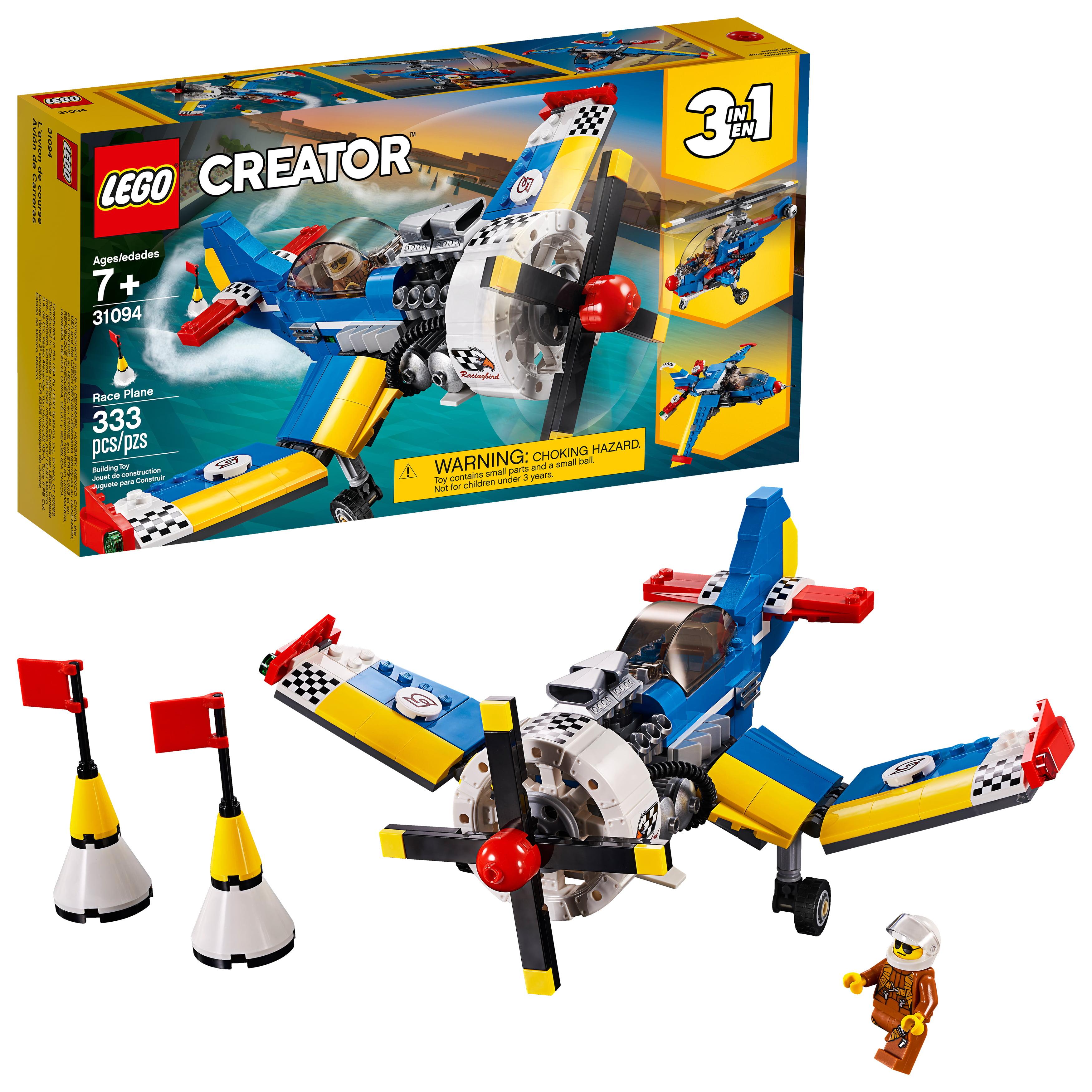 Lego Creator Race Plane 31094 by LEGO System Inc