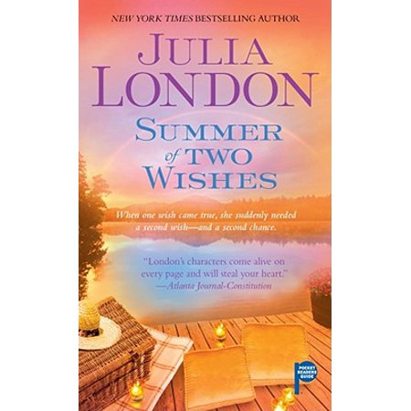 Summer of Two Wishes - eBook