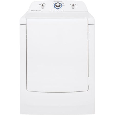 Frigidaire Fare1011m Affinity High Efficiency Electric Dryer With One Touch Wrin