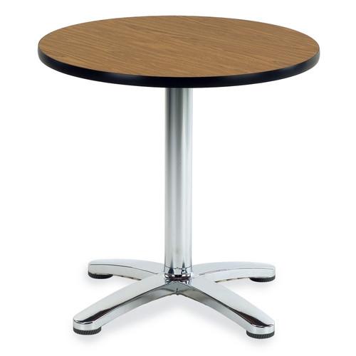 Virco Universal Table Top Series 30'' Round Breakroom Table Top