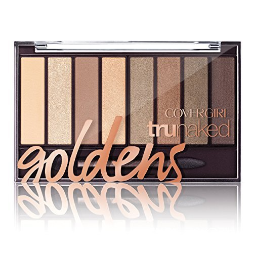 COVERGIRL truNaked Eye Shadow Palette, Jewels 820, .23 oz