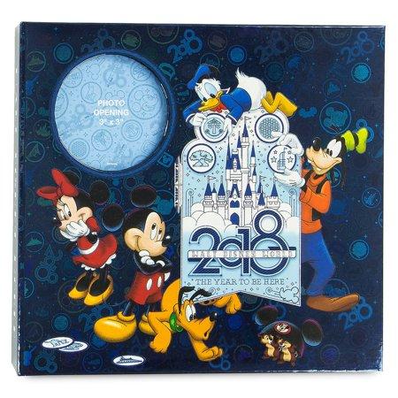 (Disney Parks 2018 Walt Disney World Mickey & Friends Photo Album Medium New)