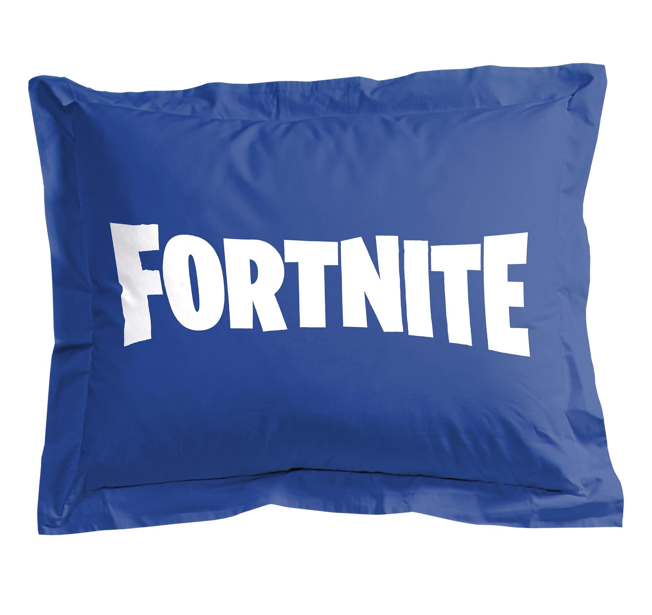 Fortnite Boogie Twin//Full Reversible Comforter /& Sham Set