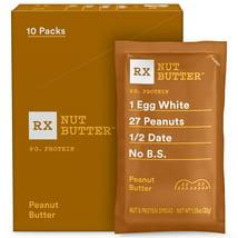 Peanut & Nut Butters: RXBAR Peanut Butter Packets