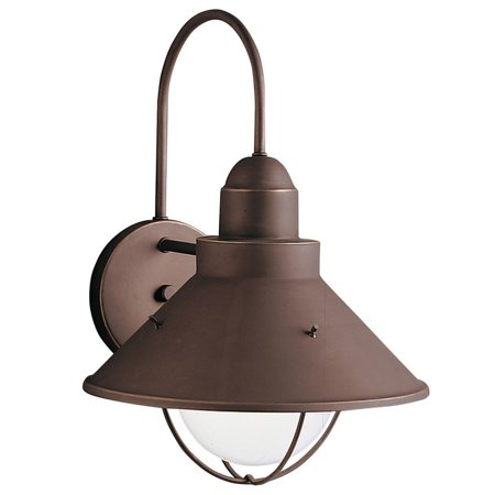 Kichler Seaside 9023 Outdoor Wall Lantern - 10.25 in.
