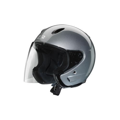 Z1R Ace Solid Helmet Silver