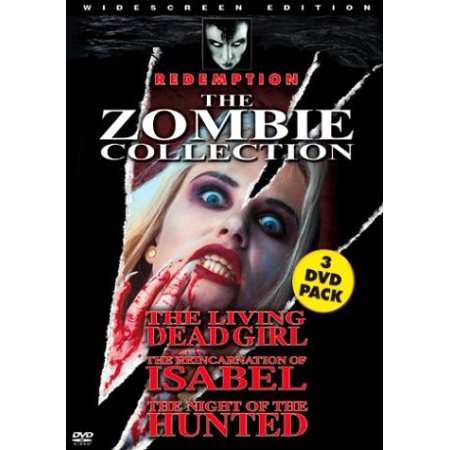 Zombie Collection: (The Living Dead Girl / The Reincarnation of Isabel / The Night of the - Rosemary Zombie Girl