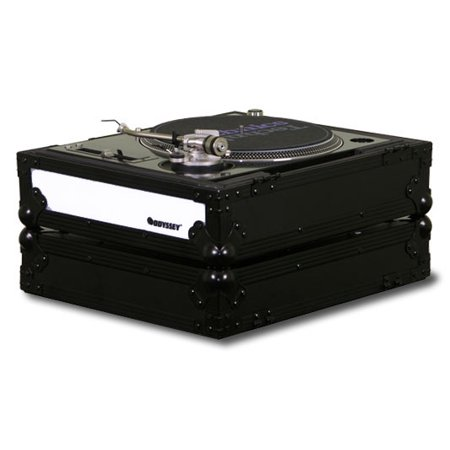 - Odyssey FFXBM1200BL Flight FX Series Battle Turntable DJ Flight Travel Case