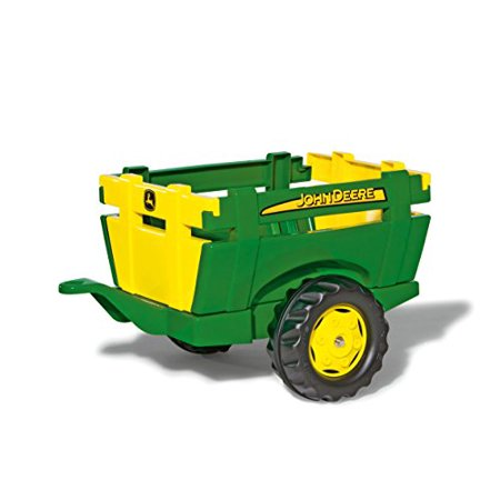 rolly toys John Deere Farm Trailer with Detachable Sides for Pedal Tractor, Youth Ages 3+ - image 1 de 1