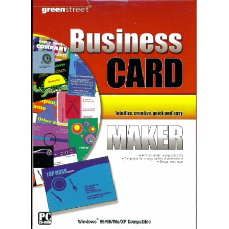Business card maker walmart business card maker reheart Image collections