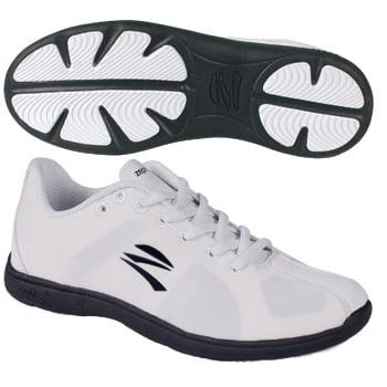 af8d8c897bccc zephz Womens Stratoscheer Cheerleading Shoe WHT/BLACK