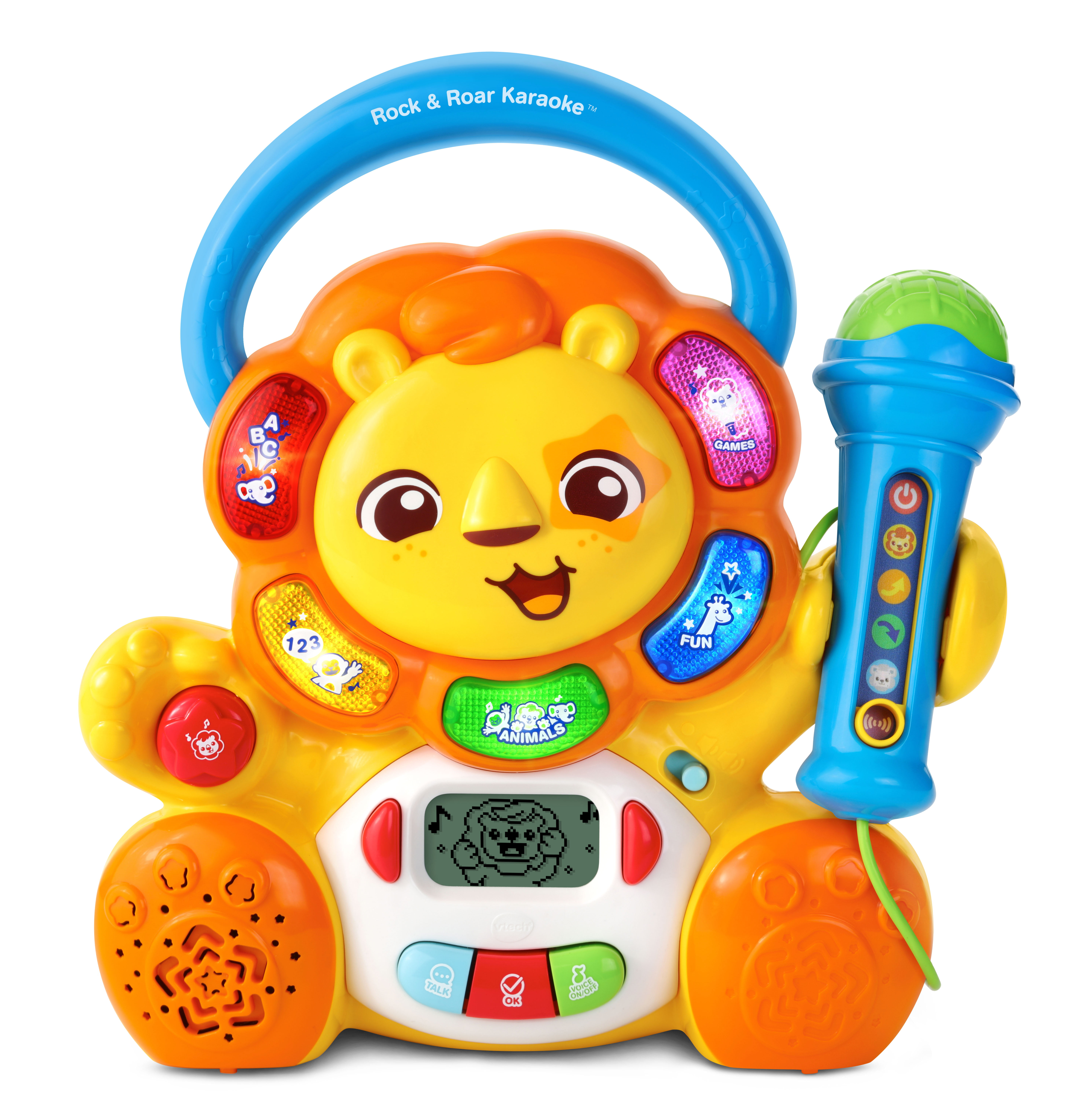 Disney Toy Battery-free Echo Microphone Speaking Sing Pretended Play Party Toy