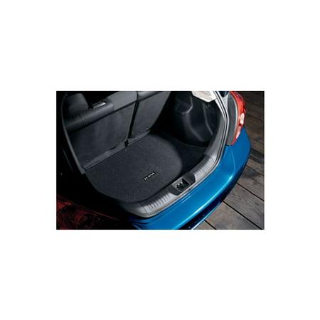 Nissan 999E3-4T010CH Carpeted Trunk Mat Nissan Versa Hatchback Charcoal W/O Rockford (2015 Nissan Versa Note Sv Hatchback Review)