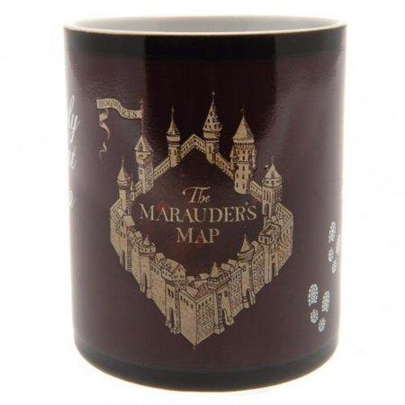 Harry Potter Heat Changing Marauders Map Mug   Walmart Canada