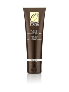 Oscar blandi blow out crme polish soothing & tames frizz polish 4.2 oz / 125 ml