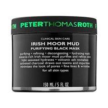 Facial Treatments: Peter Thomas Roth Irish Moor Mud Purifying Black Mask