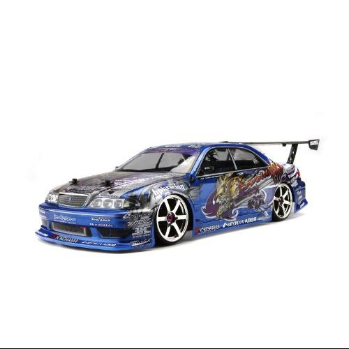 30727 Weld X HPI Racing JZX100 Toyota Mark II Body Multi-Colored
