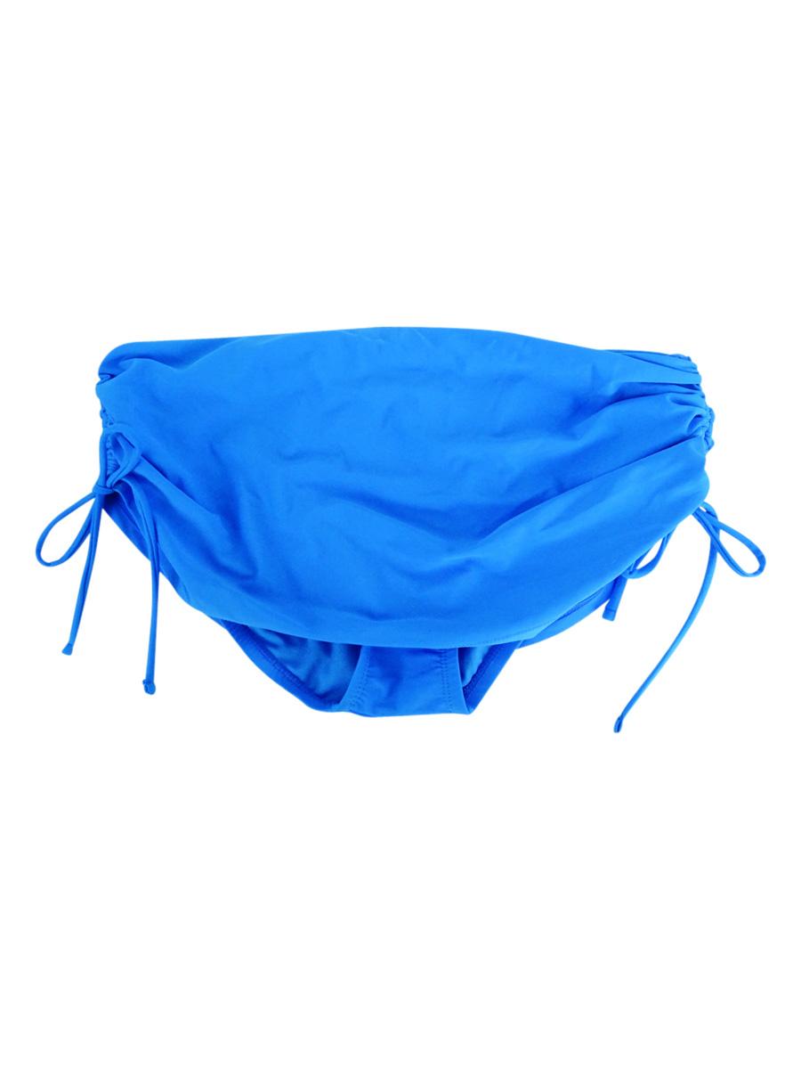 Island Escape Women's Ruched Swim Skirt