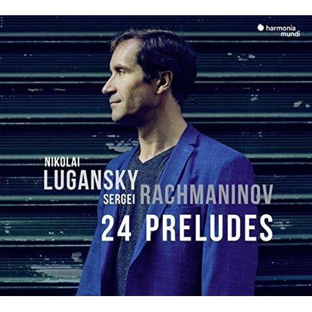 Rachmaninov: 24 Preludes (Rachmaninov Symphony 2 Best Recording)