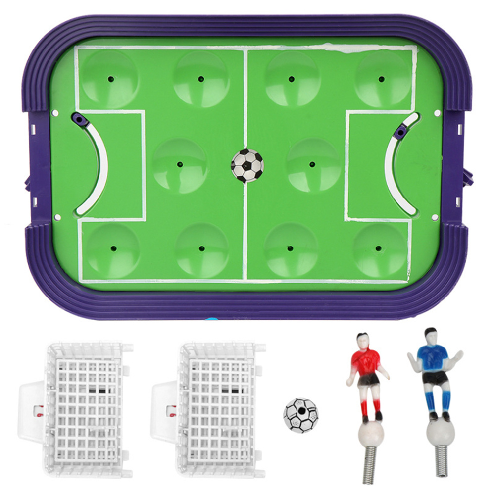 Details about  /Mini Table Top Football Board Machine Game Home Match Birthday Gift Toy for Kids