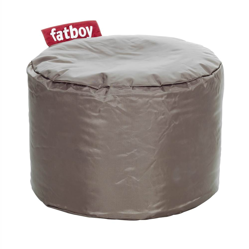 Point Children Beanbag in Taupe