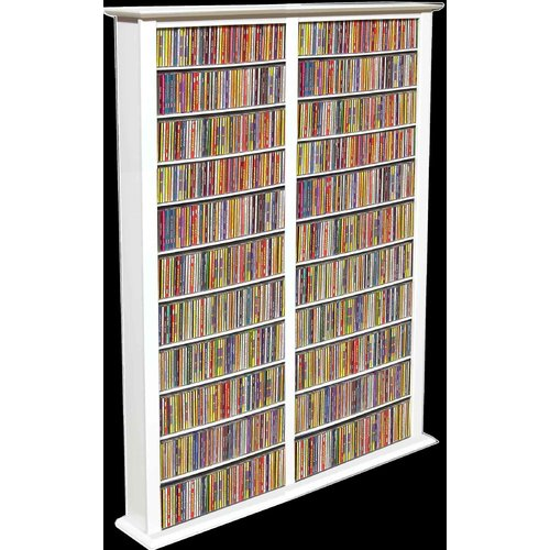 Rebrilliant Large Double Media Rack by