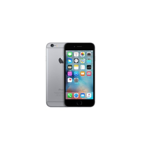 Apple iPhone 6s 16 GB US Domestic Warranty Unlocked Cellphone - Retail Packaging (Space Gray)