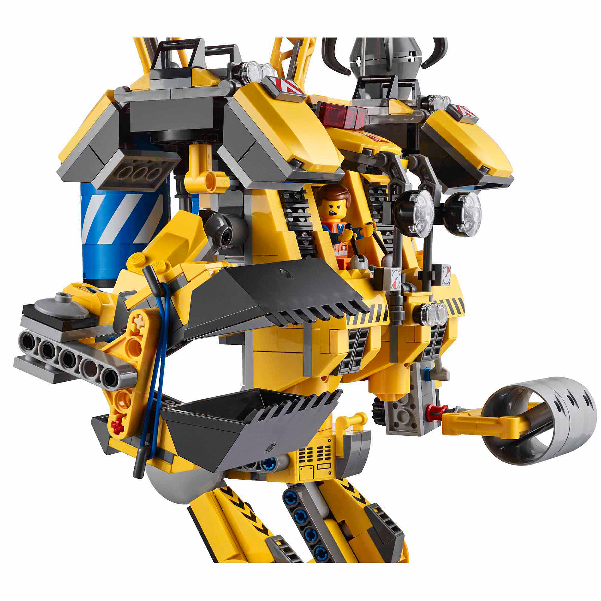 Lego Movie 70814 Emmets Construct O Mech Building Setdiscontinued