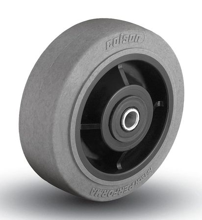 COLSON 5.00006.455 COND Caster Wheel, 410 lb., 6 D x 2 In.