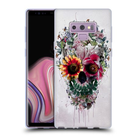 OFFICIAL RIZA PEKER SKULLS 6 SOFT GEL CASE FOR SAMSUNG PHONES 1