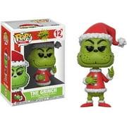 FUNKO POP!: The Grinch - Santa Grinch