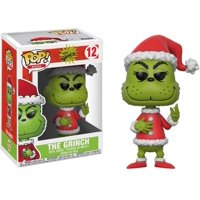 Funko POP! The Grinch: Santa Grinch, Vinyl Figure
