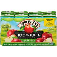(5 Pack) Apple & Eve® 100% Apple Juice 8-6.75 fl. oz. Aseptic Packs