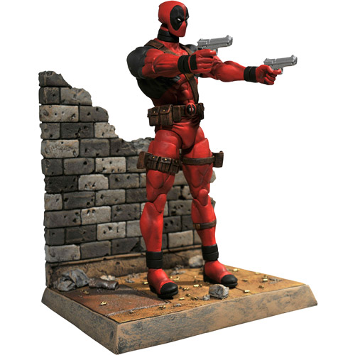 Marvel Select Deadpool Action Figure by MARVEL