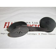 Vintage Manual Royal Typewriter Spool Ribbon Black Ink Ribbon Fresh and new