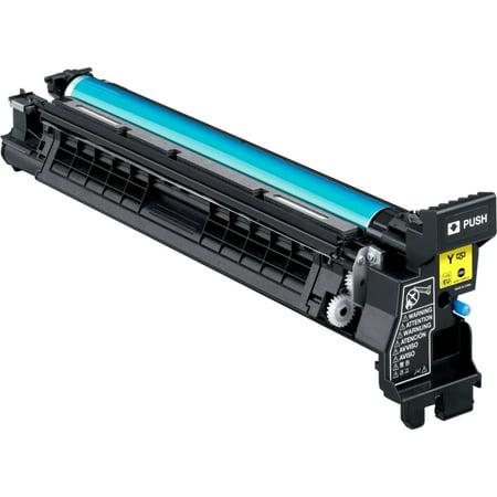 Konica Minolta Yellow Imaging Drum For Bizhub C353 And Bizhub C353p Printers - 90000 Page - Yellow (a0de07f)