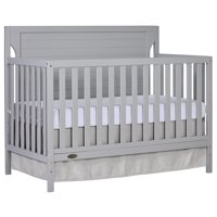 Dream On Me Cape Cod 5 in 1 Convertible Crib,White